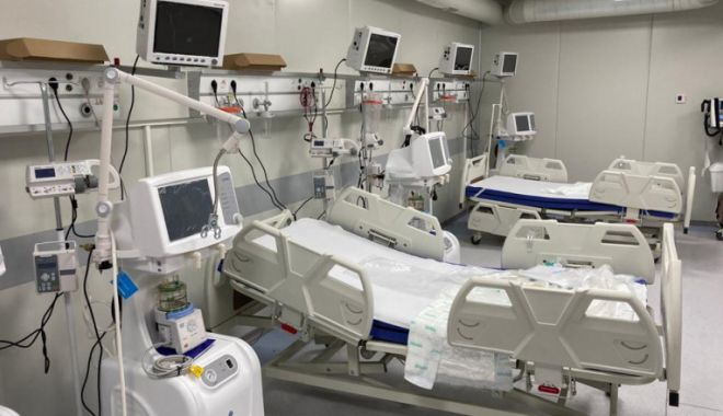 Se caută soluții pentru pentru suplimentarea paturilor de ATI pentru bolnavii Covid - arafat-1618299497.jpg
