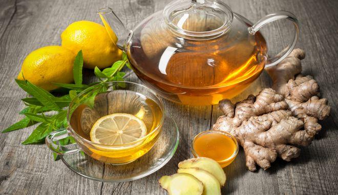 Sănătate din natură - Ceaiul de ghimbir este ideal pentru combaterea afecțiunilor respiratorii - ceaideghimbir1-1631884037.jpg