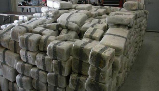 Captură record de droguri în Spania. Polițiștii au prins o bandă de traficanți - drogurispania-1620046577.jpg