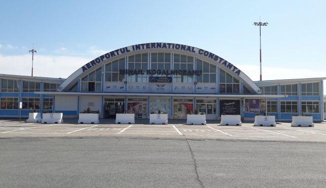"""Directorul Aeroportului """"Mihail Kogălniceanu"""", Bogdan Artagea: """"Am fost nevoiţi să anulăm toate cele patru curse cu Turkish Airlines"""" - fond2-1618247049.jpg"""