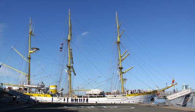 """GALERIE FOTO. Nava-şcoală """"Mircea"""" a revenit în port, după stagiul de practică cu studenţii Academiei Navale - galeriefotonava6-1620994281.jpg"""