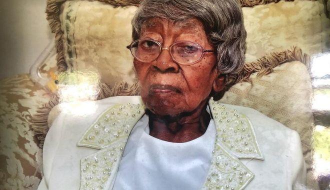 AFP: Cea mai vârstnică persoană din Statele Unite a murit la 116 ani. Avea 280 de urmaşi - img-1618817017.jpg
