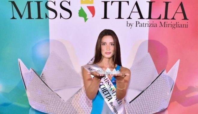 O româncă de 19 ani s-a calificat în finala națională a concursului Miss Italia - missitalia-1631881251.jpg