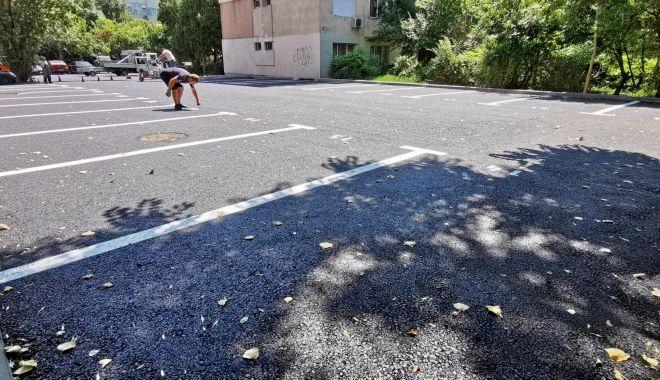 Noi locuri de parcare, amenajate în zona Dacia - noilocuri-1627393111.jpg