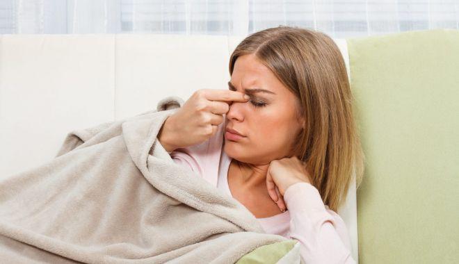Nu este de glumă! Sinuzita netratată se poate croniciza - sinuzita-1624289608.jpg