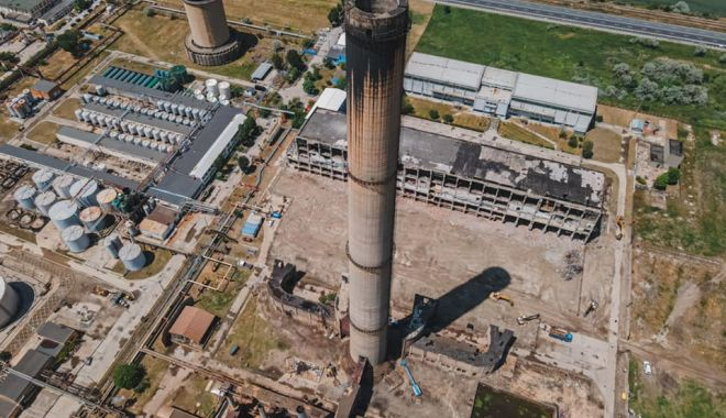 """Primăria Năvodari avertizează! """"Coşul de fum din incinta uzinei Termoelectrica Midia va fi demolat"""" - turnmidia-1623952683.jpg"""