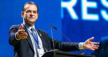 Ludovic Orban, primul discurs la Congresul PNL