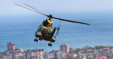 Elicopterele militare au survolat litoralul, în primul exercițiu dedicat forțelor pentru operațiuni speciale