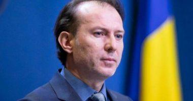 Florin Cîţu este noul preşedinte al PNL, cu 60,2% din voturi