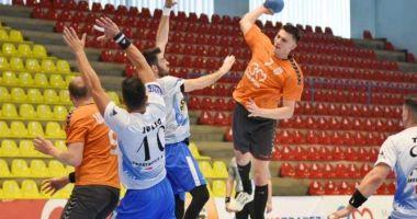 Handbal masculin: Minaur a câștigat primul meci cu Hapoel Ashdod, din EHF European Cup