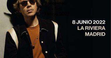 Muzicianul american Beck anunță un turneu european în 2022