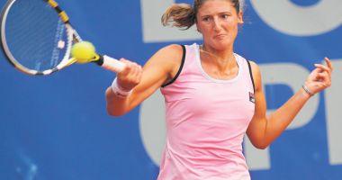 Irina Begu s-a oprit în sferturile turneului de la Tenerife