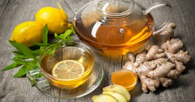 Sănătate din natură - Ceaiul de ghimbir este ideal pentru combaterea afecțiunilor respiratorii