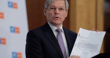 Miniștrii lui Cioloş, audiaţi în comisiile parlamentare de specialitate
