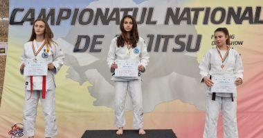 Lauri și aplauze pentru o tânără sportivă din Constanța: a obținut două titluri de campioană națională!