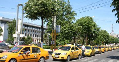 PROTEST DE AMPLOARE. Constanța va fi împânzită de TAXIURI, vineri. Iată TRASEUL taximetriștilor!