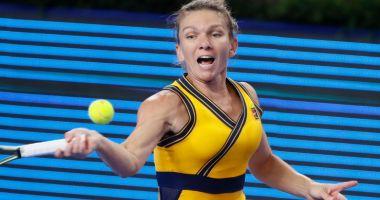 Simona Halep, învinsă de Maria Sakkari în sferturi la Moscova