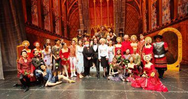 """Foto - Premiera baletului """"Prinț și cerșetor"""", declarată cel mai frumos omagiu adus operei lui Beethoven"""