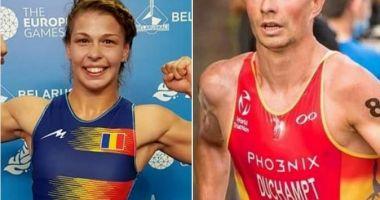 Olimpism / Luptătoarea Kriszta Incze şi atletul Felix Duchampt, calificaţi la JO de la Tokyo