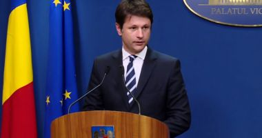 Preşedintele a transmis ministrului Justiţiei cererea de urmărire penală a fostului ministru al Energiei Victor Vlad Grigorescu